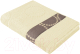 Полотенце Aquarelle Таллин-2 70x140 (ваниль) -