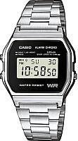 Часы наручные унисекс Casio A158WEA-1EF -