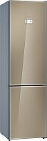Холодильник с морозильником Bosch KGN39LQ3AR -