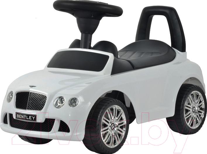 Купить Каталка детская Chi Lok Bo, Бентли 326W (белый), Китай, пластик
