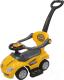 Каталка детская Chi Lok Bo Deluxe Mega Car 382 (желтый) -