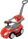 Каталка детская Chi Lok Bo Deluxe Mega Car 382R (красный) -