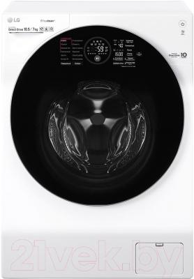 Стирально-сушильная машина LG FH4G1JCH2N