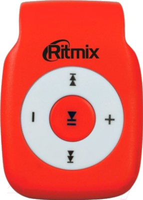 MP3-плеер Ritmix RF-1015 (красный)