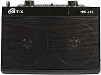 Радиоприемник Ritmix RPR-215 (серый) -