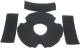 Комплект фильтров для вытяжки Elica F00433/1 -