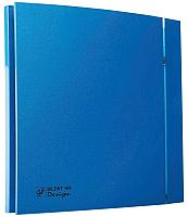 Вентилятор вытяжной Soler&Palau Silent-100 CZ Blue Design - 4C / 5210624700 -