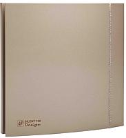 Вентилятор вытяжной Soler&Palau Silent-100 CZ Champagne Design Swarovski / 5210622500 -