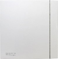 Вентилятор вытяжной Soler&Palau Silent-100 CZ Design Swarovski / 5210622300 -