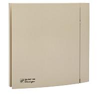 Вентилятор вытяжной Soler&Palau Silent-100 CZ Ivory Design - 4C / 5210622600 -