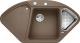 Мойка кухонная Blanco Delta ll / 523668 (с клапаном-автоматом) -