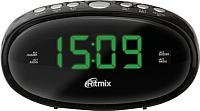 Радиочасы Ritmix RRC-616 (черный) -