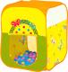 Детская игровая палатка Ching Ching Бабочки CBH-21 (+ 100 шаров) -
