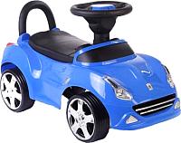 Каталка детская Ningbo Prince Ferr-Ari 603 (синий) -