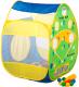 Детская игровая палатка Calida Бейсбол 661 (+ 100 шаров) -