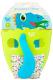 Органайзер детский для купания Roxy-Kids Dino / RTH-001G (салатовый) -
