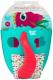 Органайзер детский для купания Roxy-Kids Dino / RTH-00M (мятный) -
