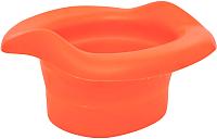Вставка для детского горшка Roxy-Kids ML-235RU-R (оранжевый) -