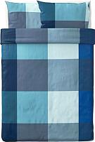 Комплект постельного белья Ikea Брункрисла 803.754.05 -