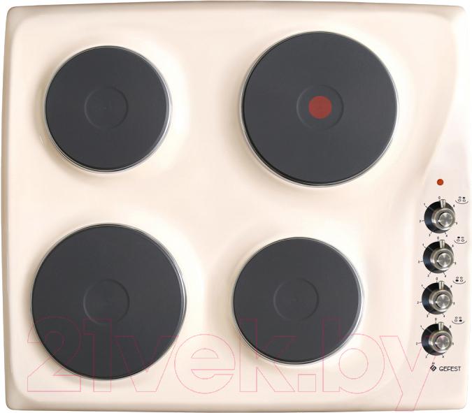 Купить Электрическая варочная панель Gefest, СВН 3210 К55, Беларусь