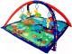 Развивающий коврик La-di-da Праздник в зоопарке PM-A-P00018 -