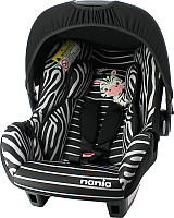 Автокресло Nania Beone SP Animals Zebre / 489175 (черный) -