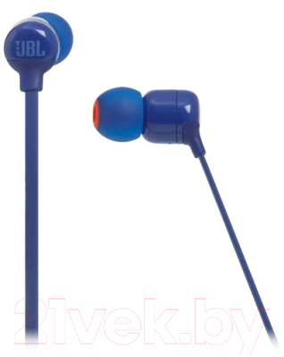 Наушники JBL T110BT (синий)