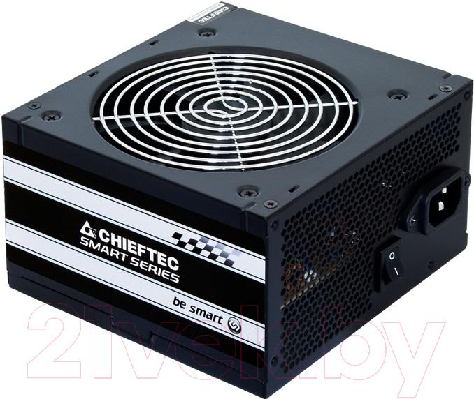 Купить Блок питания для компьютера Chieftec, Smart GPS-500A8 500W, Китай