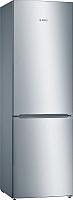 Холодильник с морозильником Bosch KGN36NL14R -