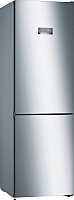 Холодильник с морозильником Bosch KGN36VI21R -