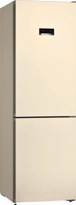 Холодильник с морозильником Bosch KGN36VK2AR