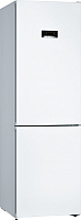 Холодильник с морозильником Bosch KGN36VW2AR -