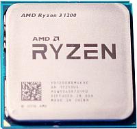 Процессор AMD Ryzen X4 R3-1200 (Box) / YD1200BBAEBOX -