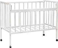 Детская кроватка VDK Magico mini / Кр1-01м (белый) -