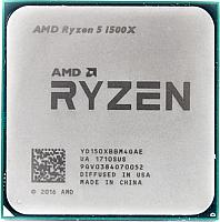 Процессор AMD Ryzen X4 R5-1500X (Box) / YD150XBBAEBOX -