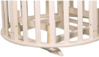 Маятниковый механизм для кроватки Incanto Nobelev 2 в 1 (ваниль) -