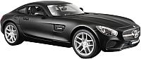 Масштабная модель автомобиля Maisto Мерседес Бенц AMG GT / 31134 (черный) -