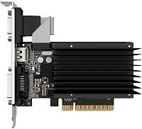 Видеокарта Palit GT710 2Gb GDDR3 (NEAT7100HD46-2080H) -