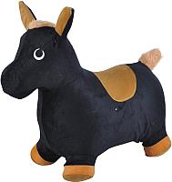 Игрушка-прыгун Spring Пони 12 (черный/коричневый) -