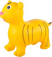 Игрушка-прыгун Spring Тигренок 30 (жёлтый) -