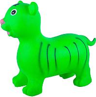 Игрушка-прыгун Spring Тигренок 26 (зелёный) -