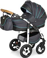 Детская универсальная коляска Verdi Broko 3 в 1 (2) -