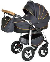 Детская универсальная коляска Verdi Broko 3 в 1 (3) -