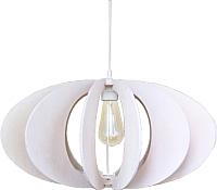 Потолочный светильник Wood Lamp Китайский фонарик СВП5-Б (белый) -