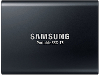 Внешний жесткий диск Samsung T5 1TB (MU-PA1T0B/WW)  -