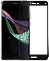 Защитное стекло для телефона Case Full Screen для Huawei P8 Lite 2017 (черный) -