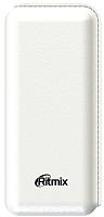 Портативное зарядное устройство Ritmix RPB-10001L (белый) -