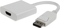 Адаптер Cablexpert A-DPM-HDMIF-002-W -