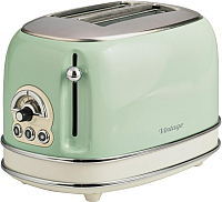 Тостер Ariete Vintage 155/14 (зеленый) -