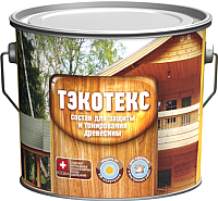 Защитно-декоративный состав Тэкотекс Орегон (2.1кг) -